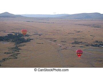 sunup, 2, -, luftballone