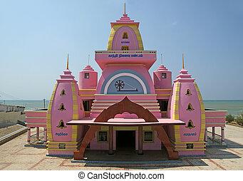 suo, costruito, kanyakumari, commemorativo, luogo, india., ...