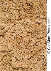 suolo, superficie, fondo, struttura, argilla, secco