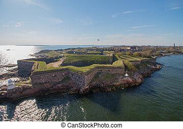 Suomenlinna sea fortress
