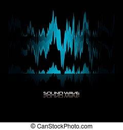 suono, disegno, onda