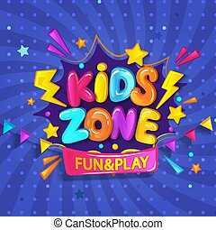 Super Banner for kids zone. - Super Banner for kids zone in ...