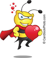 Super Bee - Holding A Big Heart