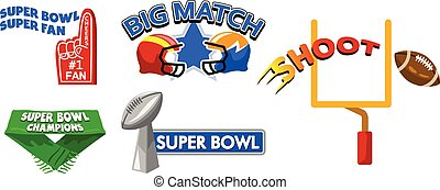Super Bowl Event Fancy Badge - Fancy badge collection of ...