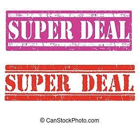 Super deal stamps