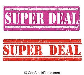Super deal stamps