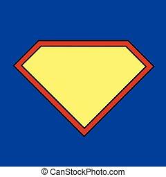 Super hero background