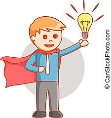 super hero idea