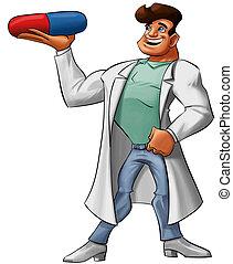 super hero medic