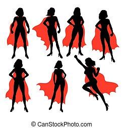 Super Ladies Hero