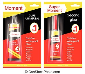 Super moment and moment glue