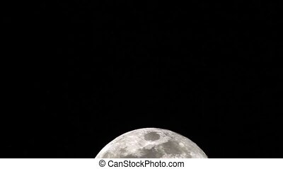 Super Moon Close Up 2
