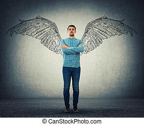 super power wings