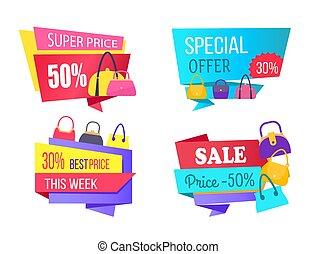 Super Price Special Offer Best Cost Week Sale Set