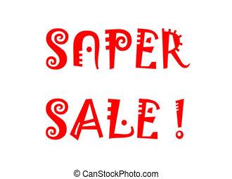 Super Sale Animation