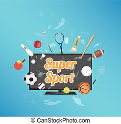 Super Sport on smart television