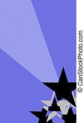 Super Star - Star background
