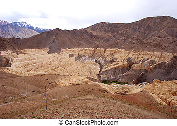 Superb Ladakh mountain scene