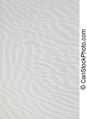 superfície, de, areia