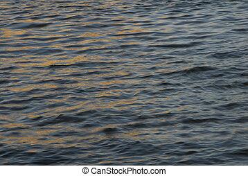 superficie acqua, struttura