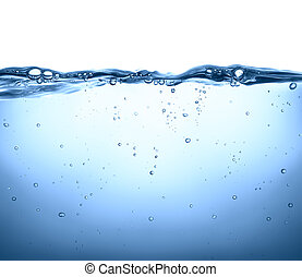 superficie, agua
