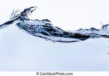 superficie del agua