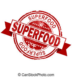 superfood, szüret, piros, bélyeg