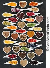 superfood, voeding, gezond hart