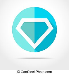 superhero, logo., vettore, illustration.