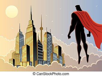 superhero, orologio, 5