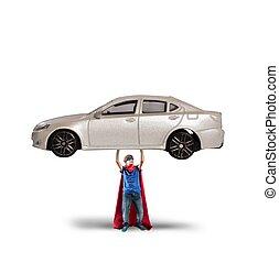 superhero, poderes