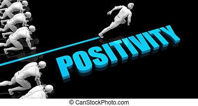 Superior Positivity Concept with Competitive Advantage