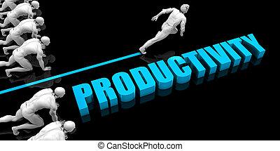 superior, produtividade