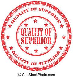 superior-stamp, 品質