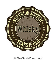 superior, whisky escocés