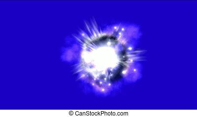 supernova, nébuleuse, explosion