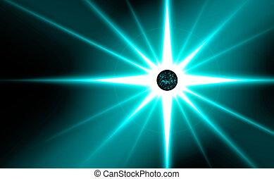 supernova star,