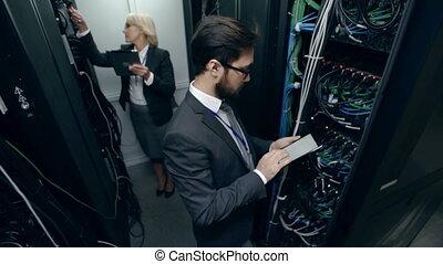 superordinateur, unité