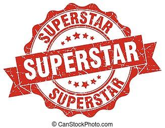 superstar stamp. sign. seal