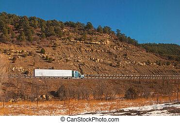 superstrada, trasporto mediante autocarro
