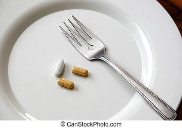 suplements, vitamina