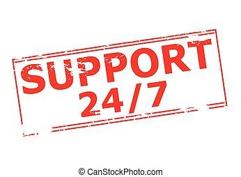 Suport twenty four seven