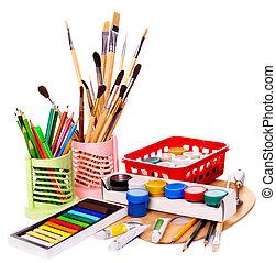 supplies., ufficio