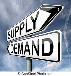 supply and demand market price depends on rarity and product...