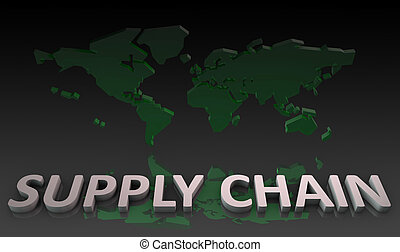 Supply Chain Management Processes As a Concept