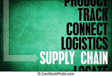 Supply Chain Core Principles as a Concept Abstract
