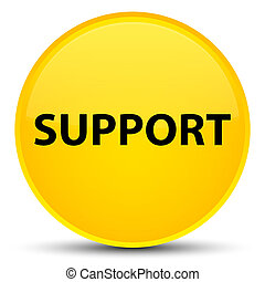 Support special yellow round button