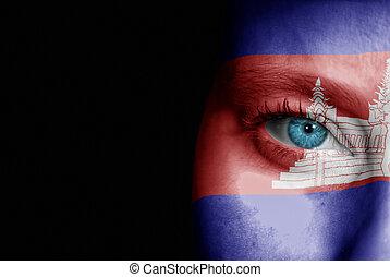 Supporter of Cambodia