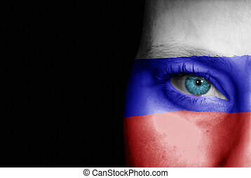 Supporter of Russia