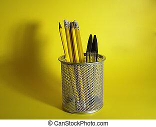 supporto, matita, 5